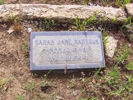 Sarah Jane Hartson
